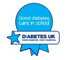 Diabetes care in school award