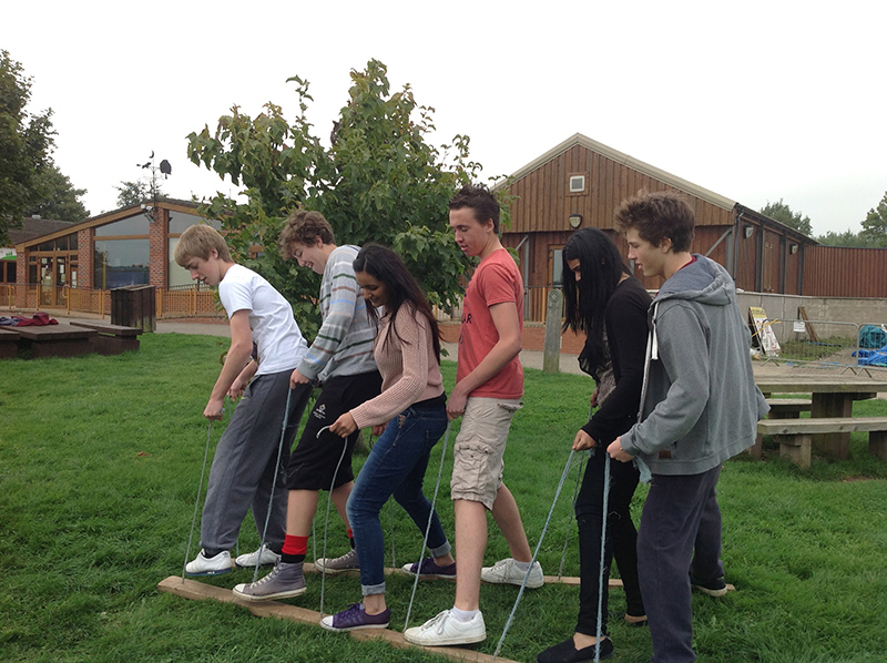 Year 12 Team Building