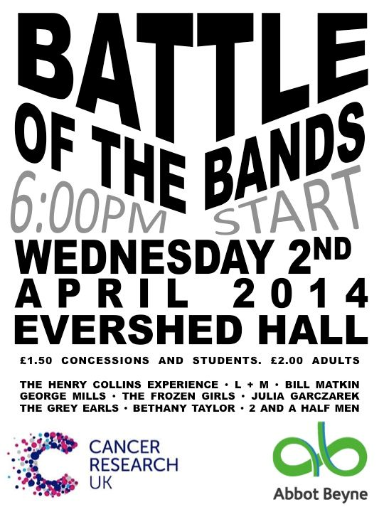 Battle of the Bands poster final