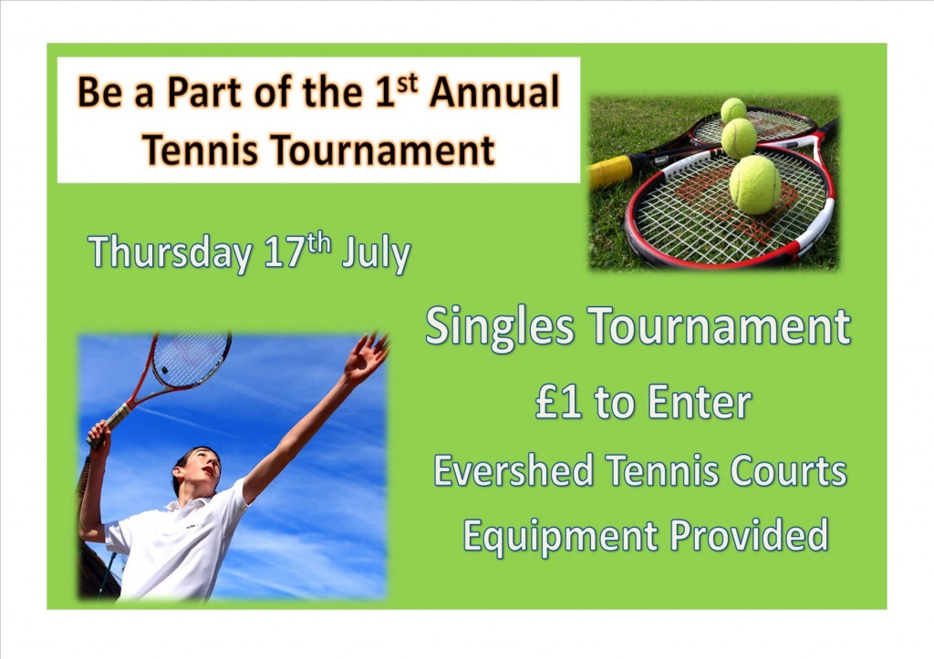 Tennis and community cup