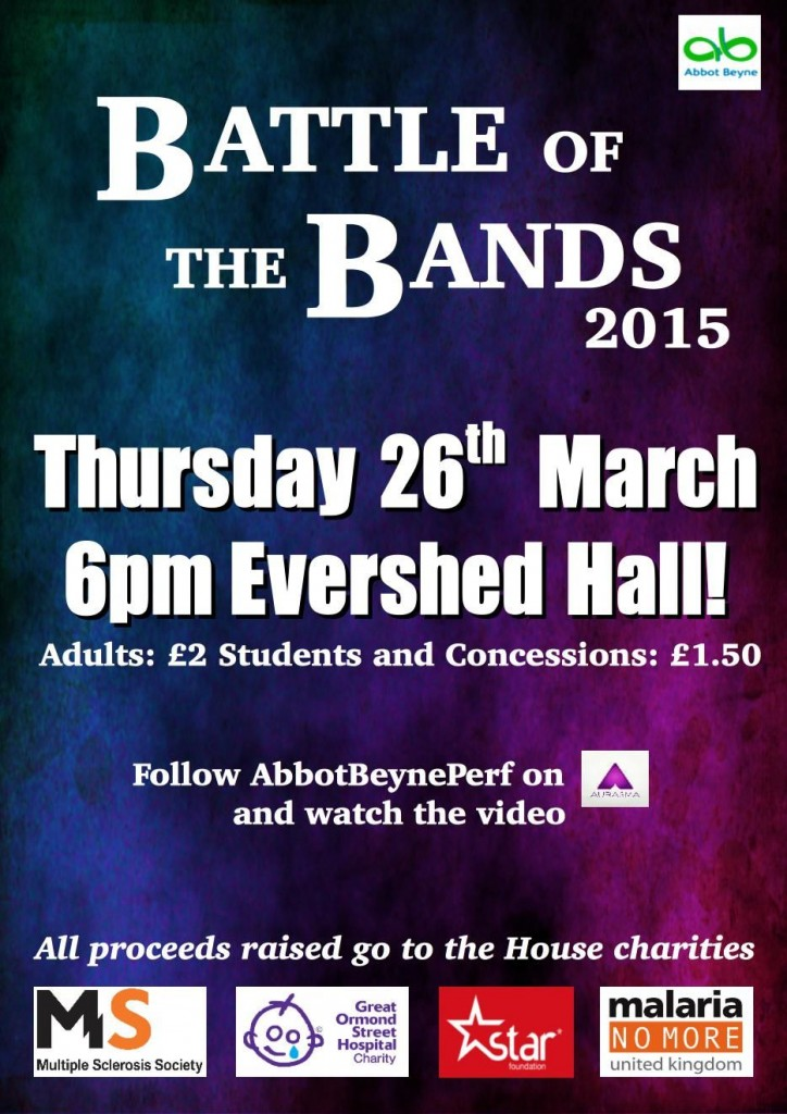 Battle of the bands 2015